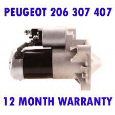 PEUGEOT 607 2.0 HDI 2000 2001 2002 2003 2004 2005 - 2015 RMFD STARTER MOTOR
