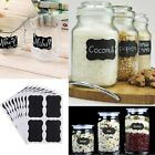 Hot 36pcs Chalkboard Decal Wall Removable Sticker Label for Jars Pantry Canister