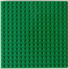 NEW GREEN LEGO PLATE 5x5 inch (16X16 dot/stud) floor roof platform base board