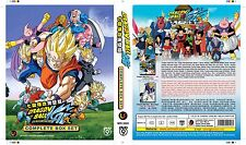 DVD Dragon Ball Z Kai Complete Box set 1-159 End Anime Region All Dragonball