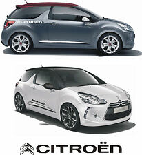 Citroen Logo Stickers Graphics Decals ds3 c1 c2 c3 c4 ds4 ds5 cactus picasso -