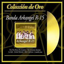 Banda Arkangel R-15: Coleccion De Oro  Audio CD