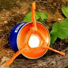 Hiking Camping Gas Tank Bracket Bottle Shelf Cartridge Canister Portable Stand S