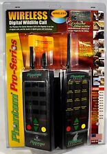 "New Extreme Dimensions Wireless Digital Game Call ""Predator"" P/N: WR-320"