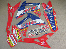 TEAM HONDA LUCAS OIL  GRAPHICS CRF250 CRF250R  2014 2015 2016