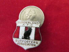 Vintage / Early  SUNDERLAND  Supporters Club  FOOTBALL  Club Badge