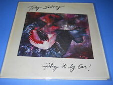LP ITALIAN PROG PERIGEO TONY SIDNEY - PLAY IT BY EAR