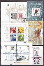 Sd121) federal blocklot ex. 1990-2000 gest., bloque 22-26, 28-39 y 42-53, 4 imágenes