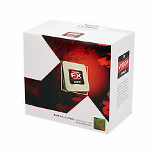 NEW AMD FX PILEDRIVER 3.5GHZ FX-6300 SIX CORE SOCKET AM3 + 14MB CPU PROCESSOR