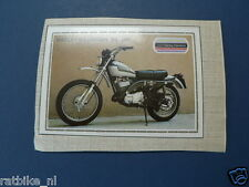SMP003- HARLEY-DAVIDSON SX250  PICTURE STAMP ALBUM CARD,ALBUM PLAATJE