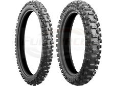 Bridgestone Battlecross X30 80/100-21 Front & 100/90-19 Rear IT MX Tires Combo