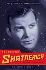 The Encyclopedia Shatnerica, Robert Schnackenberg, New Book