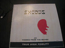 Exodus and Themes From The Movies on LP