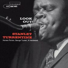Stanley Turrentine Look Out! CD NEW 2008 Jazz Rudy Van Gelder Remastered Edition
