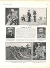 1905 Bisley Sandeman Raven Brighton Speed Stretch Cissac Rignold Records