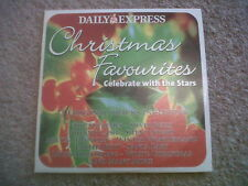 Christmas Favourites celebrate with the stars (CD) Daily Express promo
