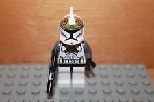 Lego Star Wars - 1 x Clone Gunner Trooper Figur mit Waffe aus Set 8039