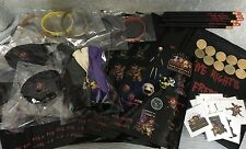 12 ULTIMATE FIVE NIGHTS AT FREDDY'S FNAF BIRTHDAY PARTY FAVOR PACK TOKEN TATTOOS