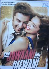 YEH JAWAANI HAI DEEWANI,BOLLYWOOD,HINDI MOVIE, DVD,HIGH QUALITY PICTURE & SOUNDS
