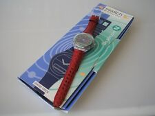 "SWATCH BEEP UP ""MOVING TIMES"" +NEU/PREISWERT+ SCALL / PAGER"