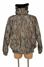 WOOLRICH Outdoor Collection Camo Jacket Men's Hunting Natural Gear XL
