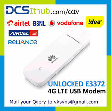 HUAWEI E3372 2G 3G 4G LTE 100 Mbps USB modem UNLOCKED HIGH SPEED for ANY NETWORK