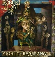 ROBERT PLANT : THE MIGHTY REARRANGER (17 tracks)   (CD) Sealed