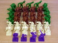 MINIATURES  x 39 - DUNGEONS & DRAGONS BOARD GAME - PARKER 2003 #888