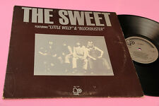 SWEET LP LITTLE WILLY &BLOCKBUSTER ORIG USA 1973 TOP GLAM ROCK !!!!!!!!!!!!!!