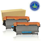 2 TN-450 High Yield Toner Cartridge For Brother TN450 HL-2240 2270DW 2230 2240D