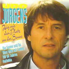 CD - Udo Jürgens - Zeig Mir Den Platz An Der Sonne - A216