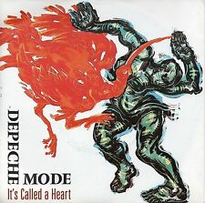 7 45  Depeche Mode – It's Called A Heart RARE GER 1985 Electronic/ Synth.-Pop