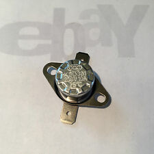 THERMAL OVERLOAD SWITCH AC 125V 16A 250V 10A THERMOSTAT NC 75 °C 167 °F