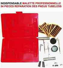 Malette Réparation Pneus Tubeless 54 pieces RAID 4X4 HDJ KDJ PATROL LAND JEEP LJ