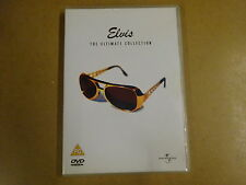 2-DISC MUSIC DVD / ELVIS PRESLEY - ELVIS - THE ULTIMATE COLLECTION
