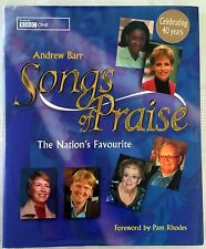 Songs of Praise The Nation's Favourite Andrew Barr FREE AUS POST used hardcover