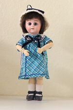 "Loulotte/ Loulette Gros yeux  Ref: GYBO N°38.  24 cm ""creation""  Doll  Big eyes"