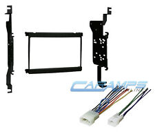 1992-2000 LEXUS SC DOUBLE 2 DIN CAR STEREO RADIO INSTALLATION KIT W WIRE HARNESS