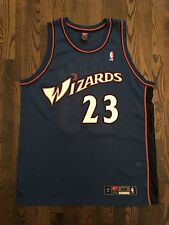 100% Authentic NIKE Washington Wizards Michael Jordan #23 Jersey Sz 48 XL Bulls