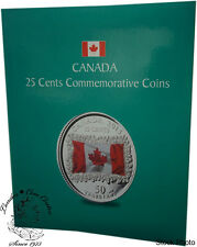 Canada Kaskade 25 Cent Commemorative Coin Folder / Album