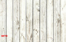 Retro Wood vinyl photography Backdrop Background studio props 5X3FT WF79