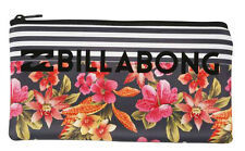 "BRAND NEW + TAG BILLABONG ""SEASPRAY"" NEOPRENE PENCIL CASE KIDS SCHOOL UNI"