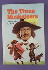 The Three Musketeers- Alexandre Dumas, Purnell Classic 1976 Very Good Condition