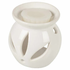 Oil & Wax Burner Ceramic Fragrance Tart Aromatherapy Scents Home Decor Aroma New