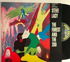 STEVE LACY The Forest And The Zoo LP BASE Italy Ex to NM vinyl