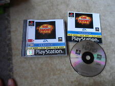 Die Hard Trilogy (PlayStation 1, PS1) Complete in box - Tested & working