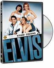 New! Kissin' Cousins! Elvis Presley (Region 2 Widescreen & Remastered) Kissing