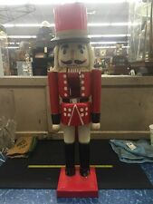 Soldier Nutcracker Wood Figure 20""