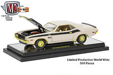 Chase 1970 DODGE CHALLENGER T/A 1/24 DIECAST MODEL CAR M2