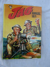 BOOK / ANNUAL JAG 1971 unclipped Great book